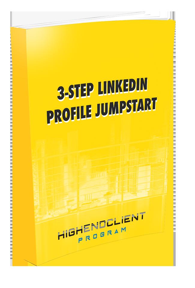 3 step linkedin bonus